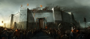 invading army