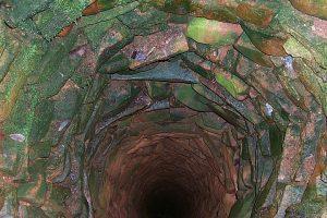 empty well