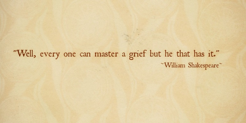 master-a-grief