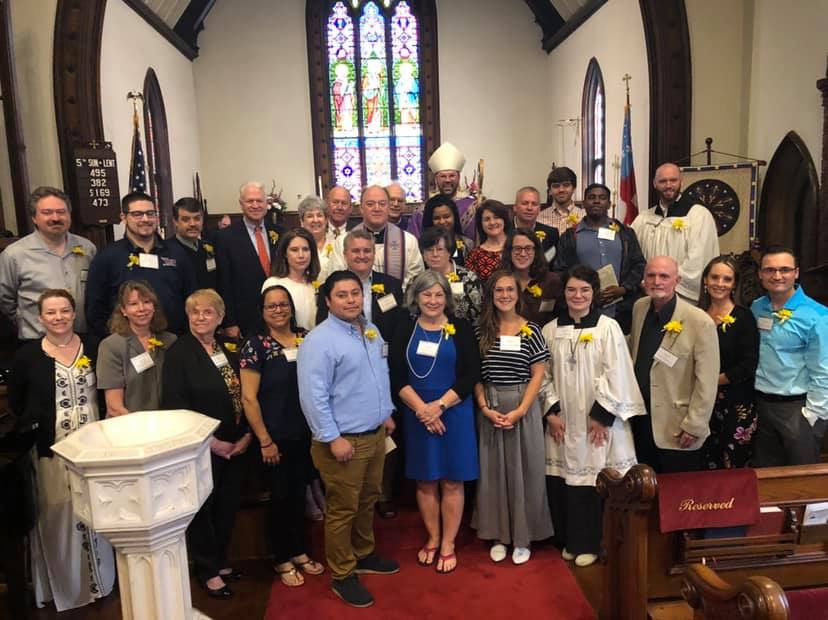 Confirmation Picture April 7, 2019